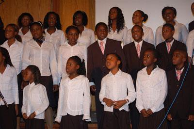 Ghana Kinder- und Jugendchor