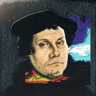 Martin Luther (Quelle: WIKIMEDIA COMMENS, gemeinfrei)